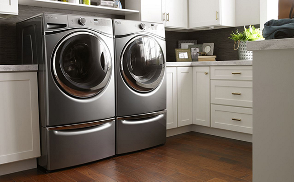 Gas Vs Electric Dryers Whirlpool Everyday Care