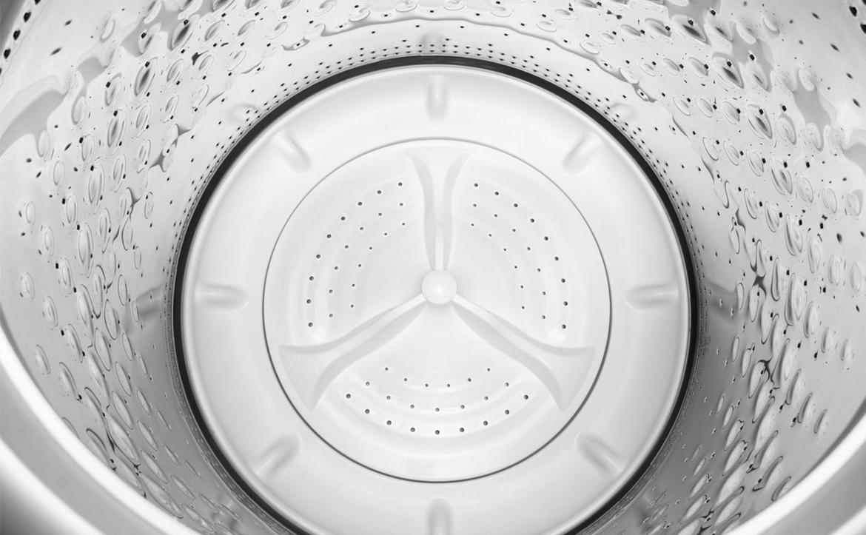 Compare Whirlpool® large capacity washing machines.