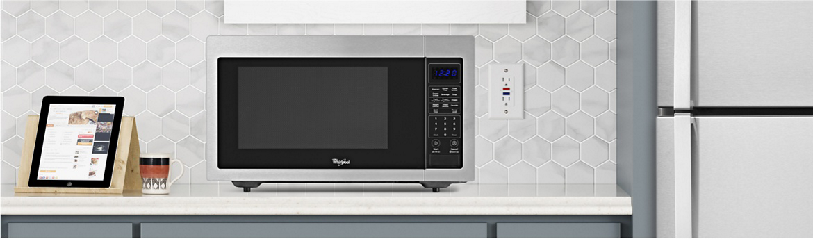 The benefits of countertop microwaves