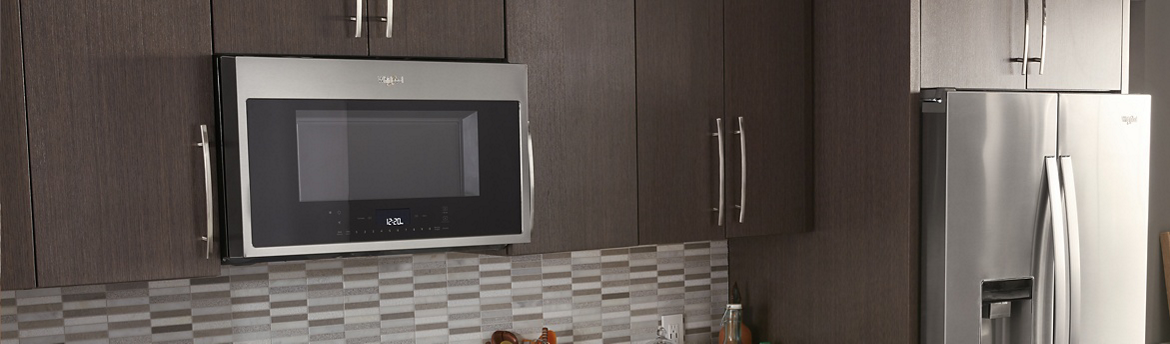 The benefits of built-in microwaves