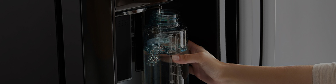 How to replace refrigerator water filters from Whirlpool