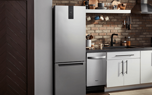 What fridge size will fit in your apartment?