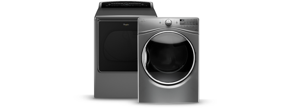 Whirlpool® washers can help remove dried paint from clothes