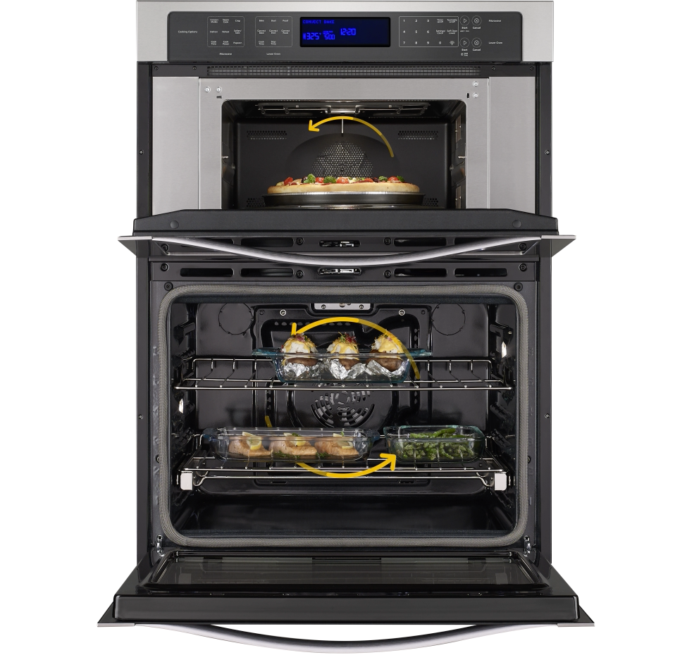 Convection Oven Vs Convection Microwave: Ovens: Convection Vs. Conventional