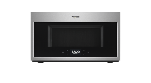 See what a new appliance finish on Whirlpool microwaves can do for your design.