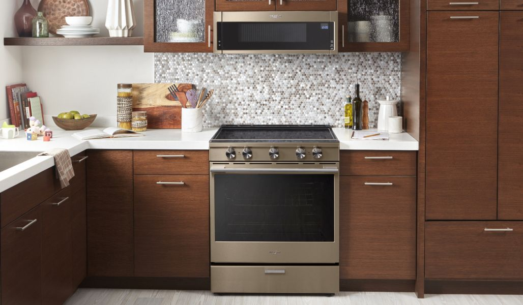 Start something new with kitchen design ideas and Whirlpool appliances.