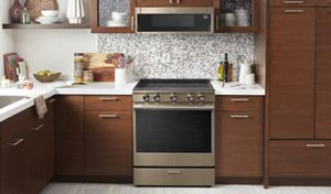 Bon Start Something New With Kitchen Design Ideas And Whirlpool Appliances.