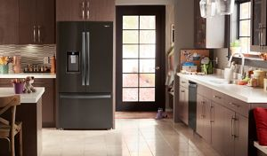 Beau Be Inspired With Kitchen Design Ideas From Whirlpool. Refrigerator