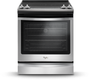 Whirlpool® oven and range replacement parts.