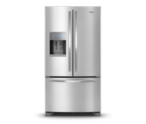 Whirlpool® French Door Refrigerator