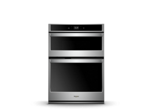 Whirlpool® wall oven.