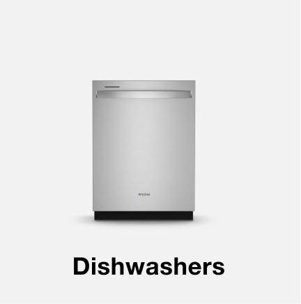 Whirlpool® dishwasher.