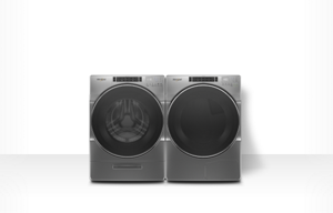 Whirlpool® washer and dryer.