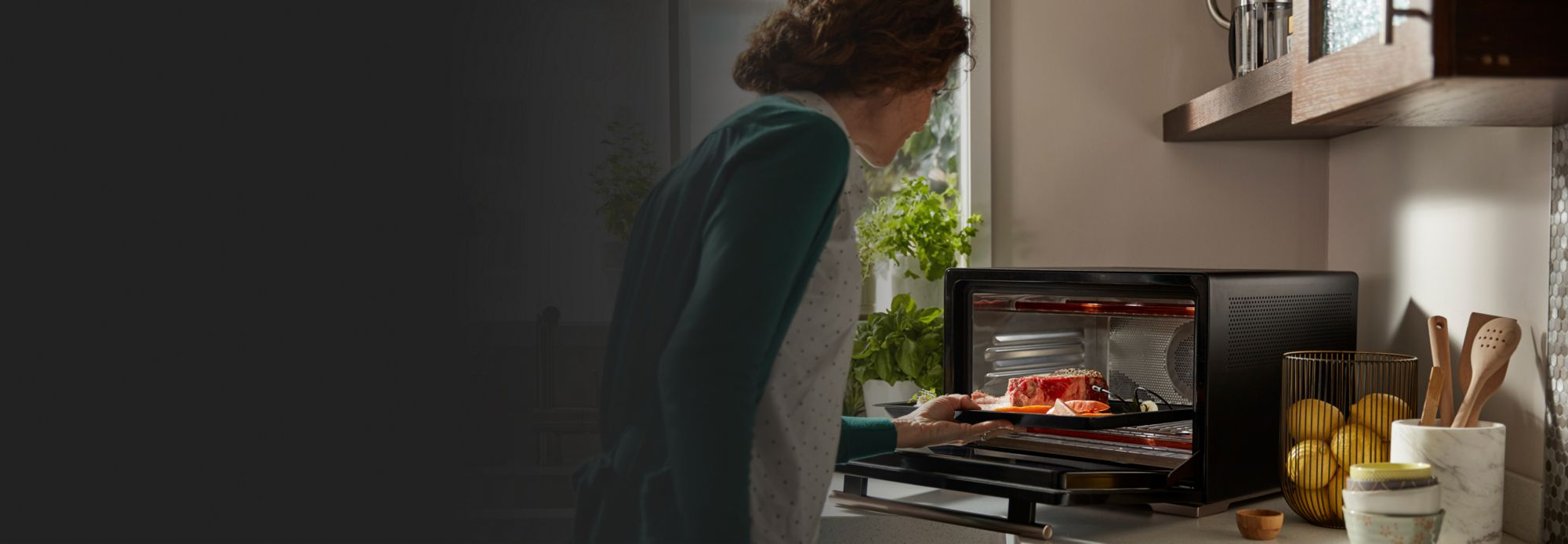 Whirlpool® WLabs™ Smart Oven.