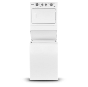 Find the right pair of stacked washers and clothes dryers from Whirlpool.