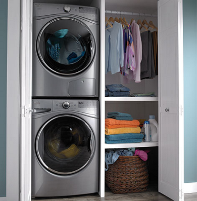 Stackable Front Load Washer And Dryer Whirlpool