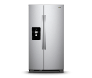 Whirlpool® Side-by-side Refrigerator