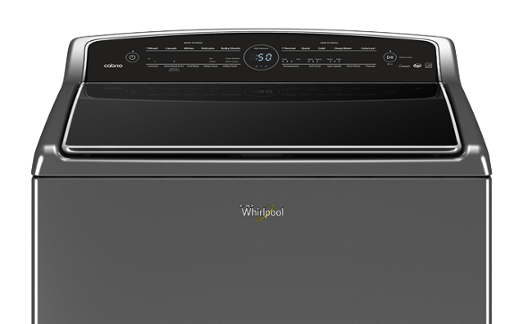 Discover the latest touch screen washing machine from Whirlpool.