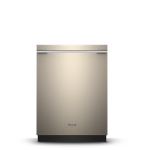 A dishwasher from Whirlpool's kitchen appliance line.