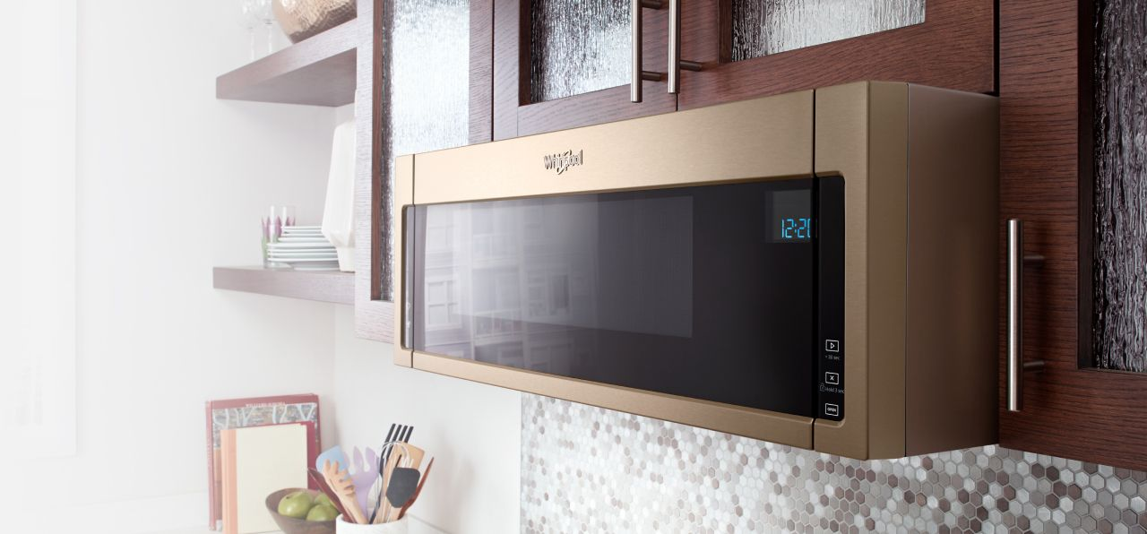 Microwave Ovens From Whirlpool