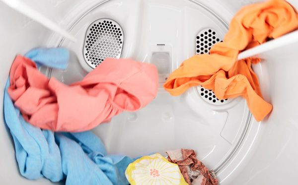 What does tumble dry mean?