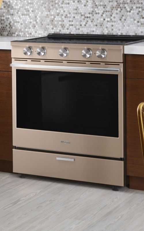 Get The Best Range For Even Cooking From Whirlpool