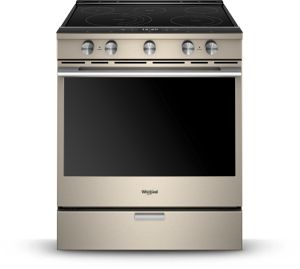 6.4 cu. ft. Smart Slide-in Gas Range