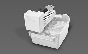 Whirlpool refrigerator ice maker kit.