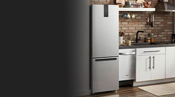 Whirlpool® small space kitchen appliances.