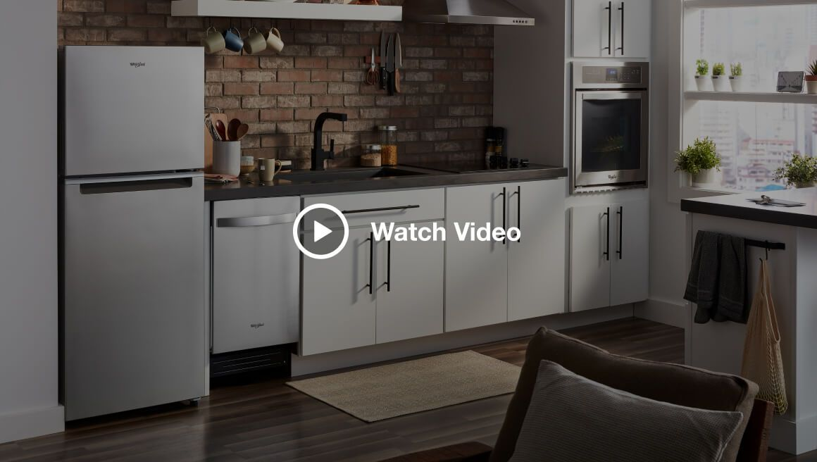 Play video of Whirlpool® Small Space Appliances