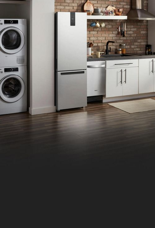 Whirlpool® Small Space Appliances