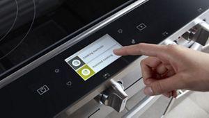 Touchscreen video