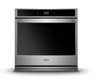 Stainless Steel Smart Wall Oven