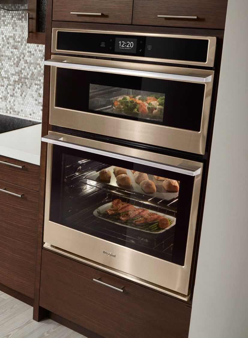 Choose Wall Ovens From Whirlpool To Get Dinner On The Table Fast