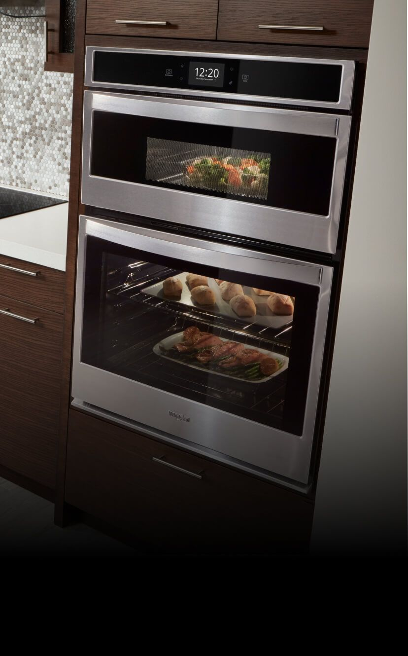 Single And Double Wall Ovens For Your Kitchen Whirlpool