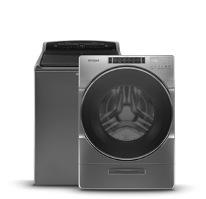 Find laundry machines that fit your needs at Whirlpool.