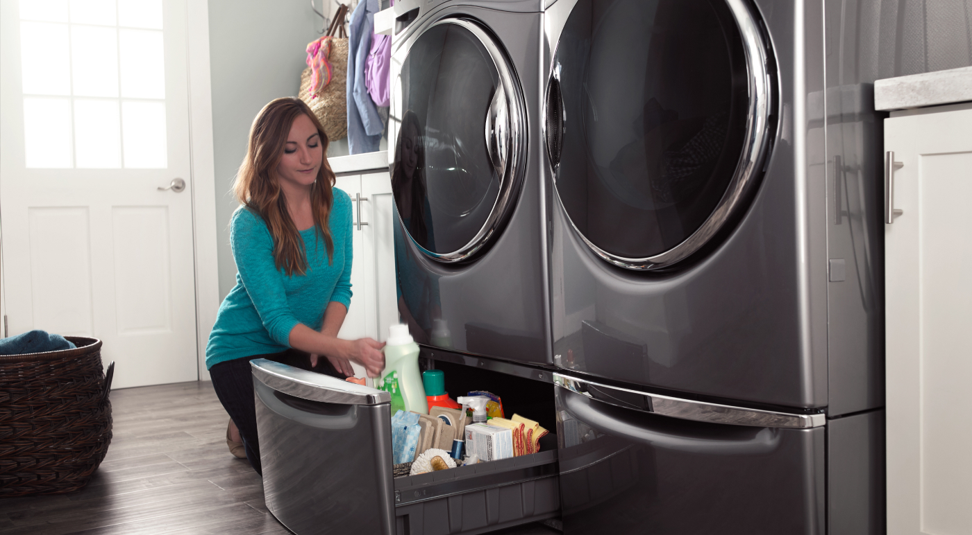 Laundry Whirlpool Dryer Wiring Diagram Colored Pedestals For A Comfortable Height