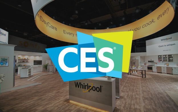 Whirlpool products at CES