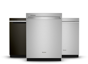 See all dishwashers from Whirlpool.