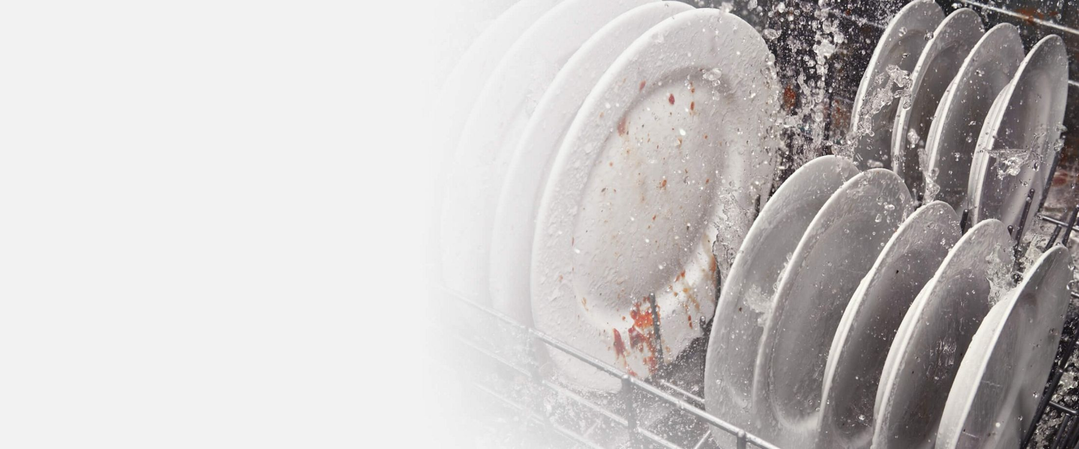 Whirlpool® Dishwashers let you choose the right cycle and option for whatever you're washing