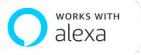Works with Alexa logo