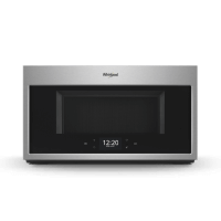 Whirlpool® Smart Over-the-Range Microwave