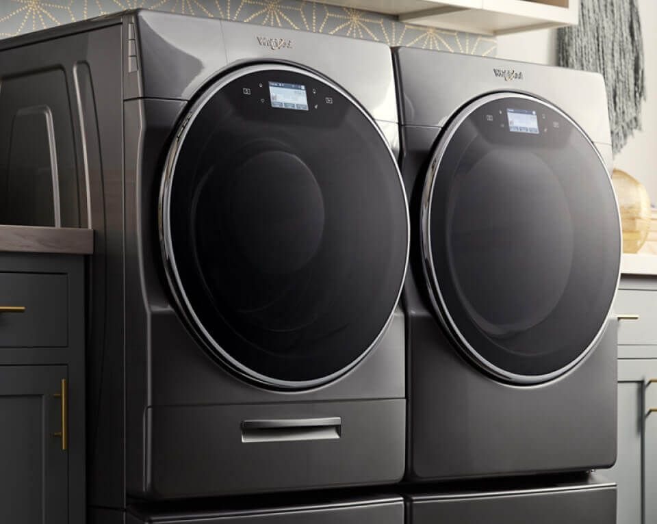 Whirlpool® Front Load Washer and Dryer set