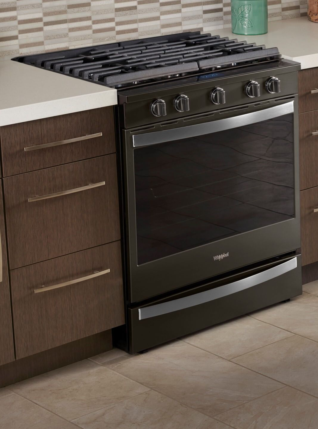 Whirlpool® kitchen range
