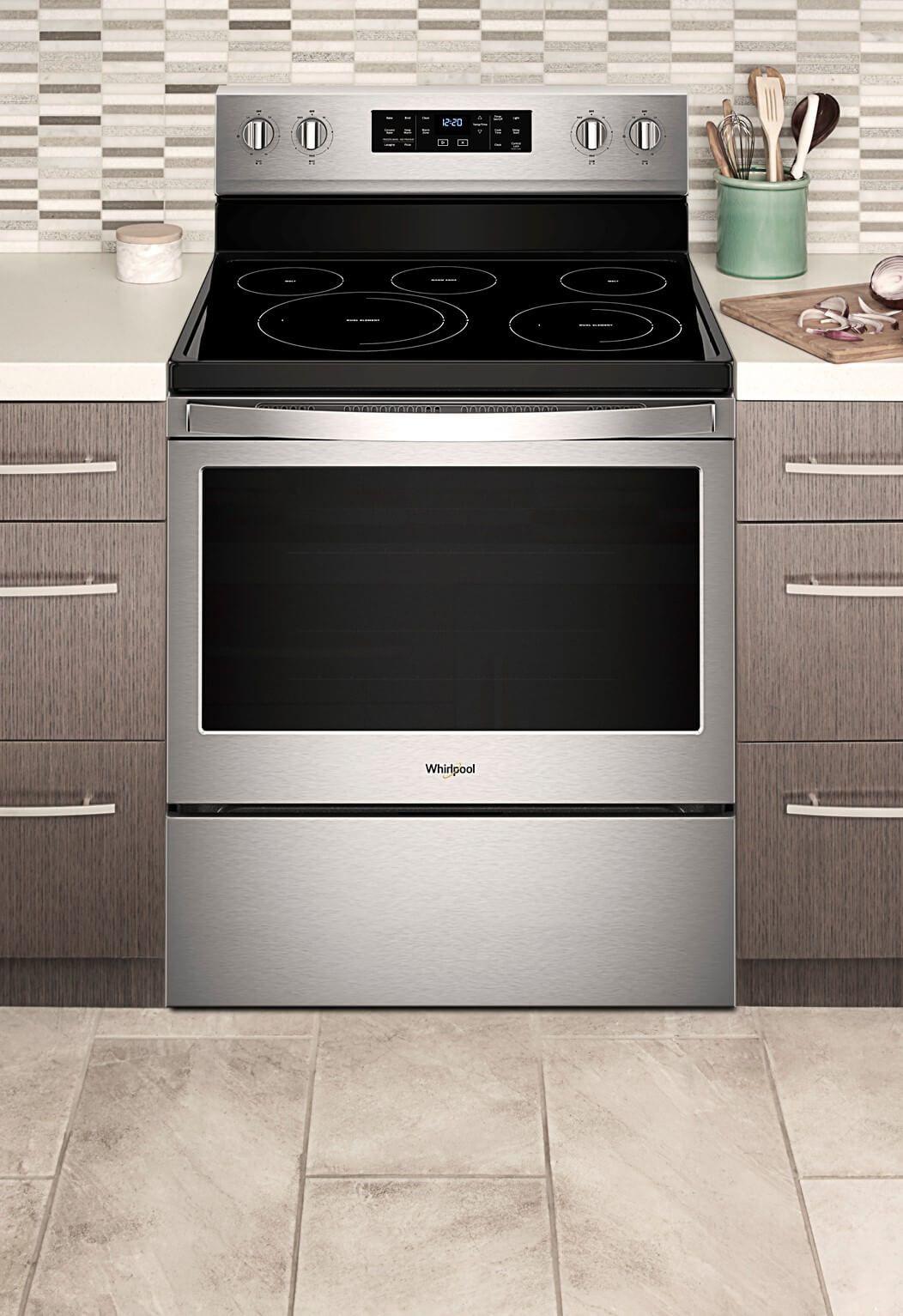 Whirlpool® kitchen stove