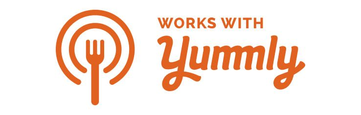 Works with Yummly logo