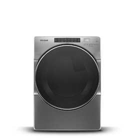 Secadoras de Whirlpool.