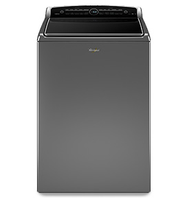 High Efficiency Top Load Washer with Water Faucet