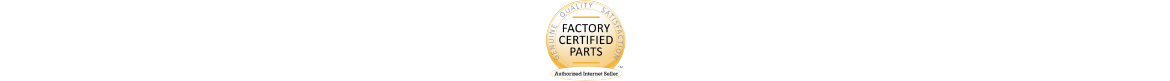Factory Certified