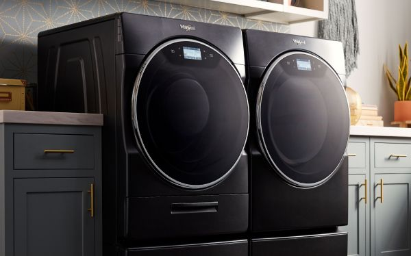 Why choose a smart washer and dryer